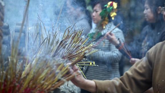 Dẹp nỗi lo cháy trong mùa lễ hội ảnh 1