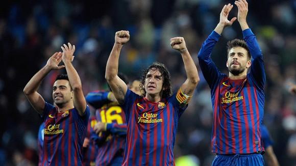 """Barca tham gia trận đấu """"vì hòa bình"""" ảnh 1"""