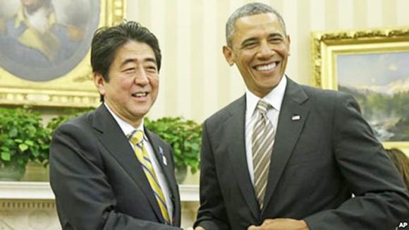 """""""Nhật Bản đã trở lại"""" ảnh 1"""