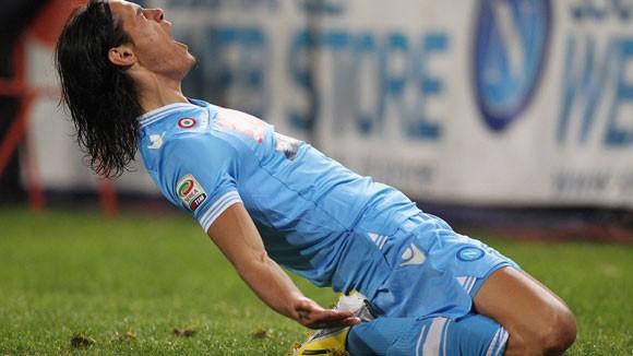"""Manchester City sẵn sàng """"phá két"""" vì Cavani ảnh 1"""
