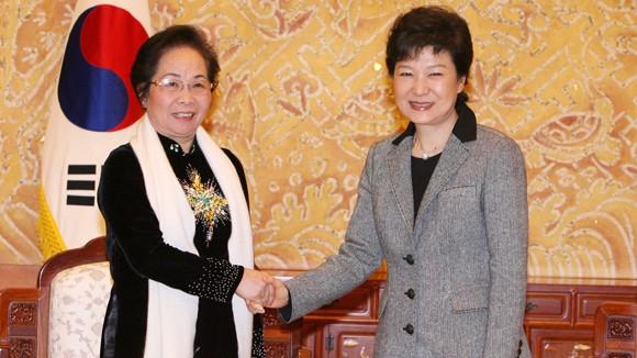 Thúc đẩy đối tác hợp tác chiến lược Việt Nam - Hàn Quốc ảnh 1