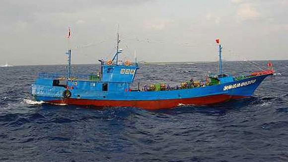 Nhật Bản bắt giữ thuyền trưởng tàu cá Trung Quốc ảnh 1