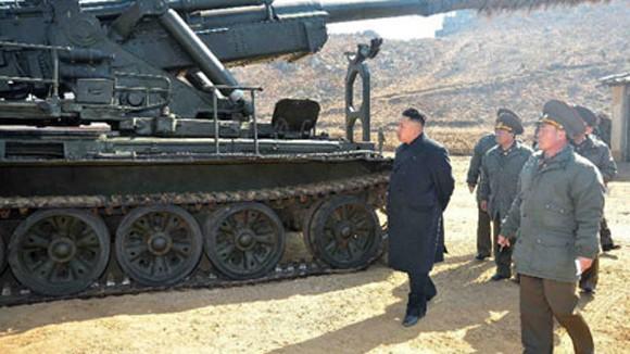 """Triều Tiên dọa đáp trả """"không thương tiếc"""" Hàn Quốc ảnh 1"""