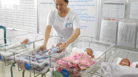 Ca sinh 5 đầu tiên ở Việt Nam ảnh 1