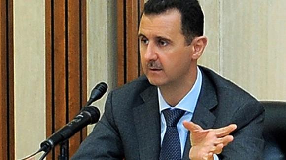 Syria bác tin đồn Tổng thống Assad qua đời ảnh 1