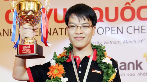 Chuyện buồn cờ vua Việt Nam: Thần đồng lụi tàn ảnh 1