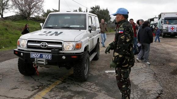 Liên Hợp Quốc rút nhân viên khỏi Syria ảnh 1