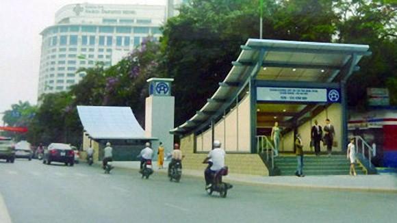 Dứt điểm GPMB đường sắt Nhổn - Ga Hà Nội ảnh 1