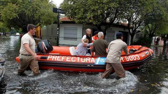 Argentina: Thảm họa lũ lụt, 54 người thiệt mạng ảnh 1