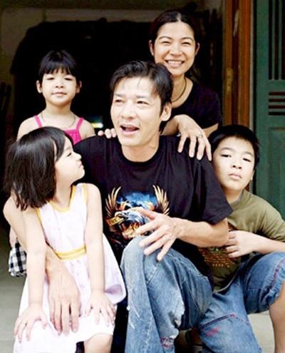 Diễn viên điện ảnh Võ Hoài Nam: Muốn con biết trân trọng đồng tiền ảnh 1