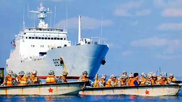 Trung Quốc sợ thua kiện trên Biển Đông ảnh 1
