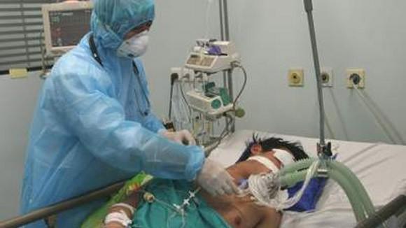 Lại có bệnh nhân tử vong do cúm A/H1N1 ảnh 1