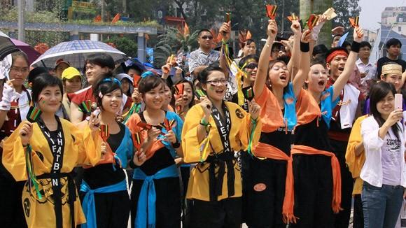 Lễ hội mùa xuân Việt - Nhật 2013 ảnh 1