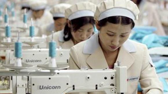 53.000 công nhân Triều Tiên rút khỏi Kaesong ảnh 1