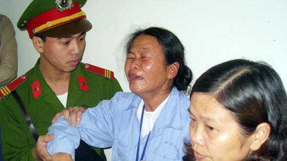 Tiếng khóc của người đàn bà mất con ảnh 1