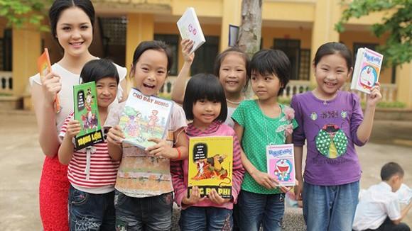 Một triệu cuốn sách tặng trẻ em nghèo ảnh 1