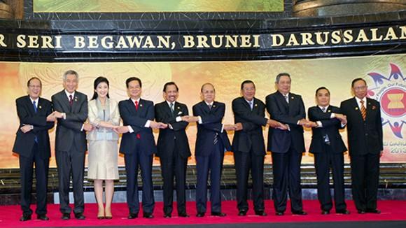ASEAN tái khẳng định tầm quan trọng của hòa bình ở Biển Đông ảnh 1