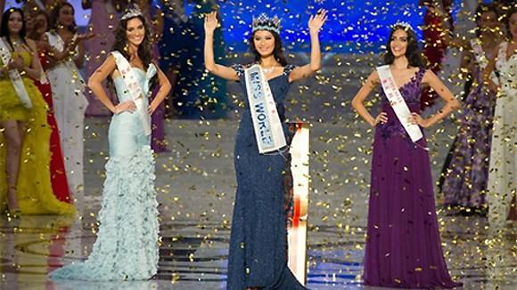 Cuộc thi Hoa hậu Thế giới 2013 không có màn áo tắm ảnh 1