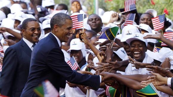Chuyến công du châu Phi tốn kém của Tổng thống Obama ảnh 1