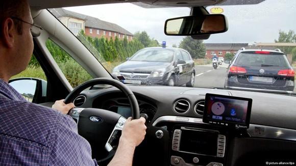 Công nghệ chống tắc đường tương lai ảnh 1