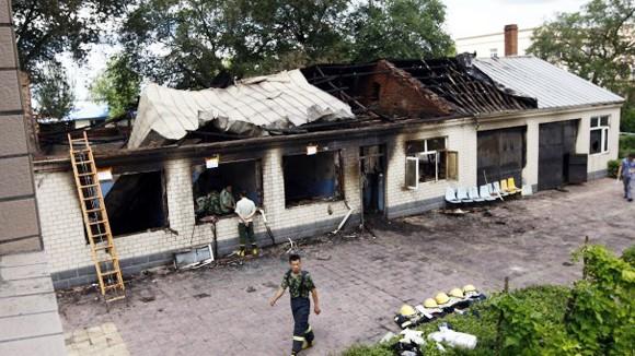 Phóng hỏa viện dưỡng lão, 12 cụ già thiệt mạng ảnh 1