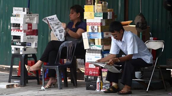 Quy định mới về hút, mua bán thuốc lá: Khó khả thi ảnh 2