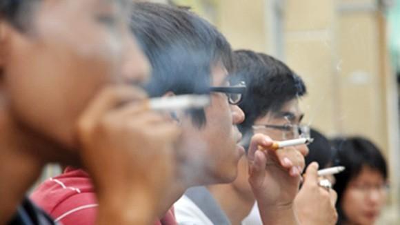 Quy định mới về hút, mua bán thuốc lá: Khó khả thi ảnh 1