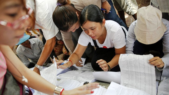 Đảng Nhân dân Campuchia cầm quyền giành thắng lợi ảnh 1