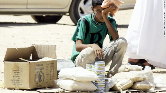 Syria đồng ý giao nộp vũ khí hóa học ảnh 1