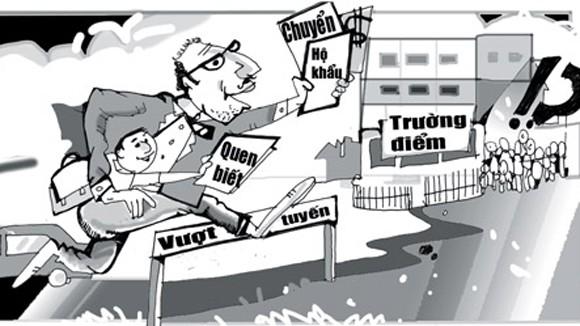 Khi tham nhũng giáo dục trở thành chuẩn mực ảnh 1