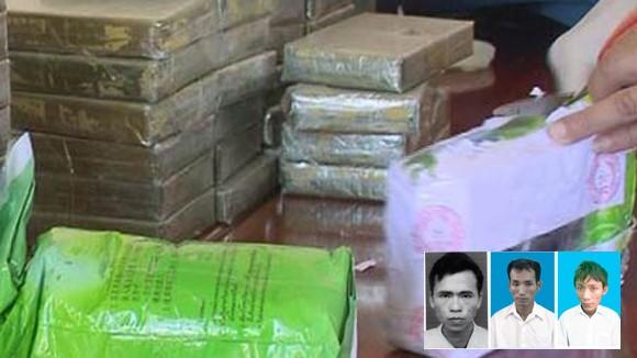 Hơn 25.000 bánh heroin và 125 đối tượng bị khởi tố ảnh 1