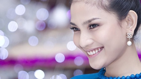 Người đẹp Trương Thị May bị phàn nàn vì… quá kín ảnh 1