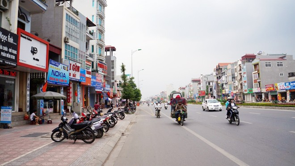 Quận Long Biên đón nhận Huân chương Lao động hạng Nhất ảnh 1