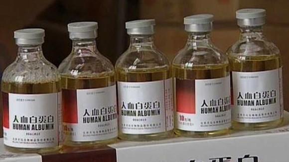 Trung Quốc triệt phá đường dây sản xuất thuốc giả lớn ảnh 1
