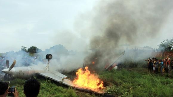 Bolivia: Rơi máy bay, 8 người chết ảnh 1
