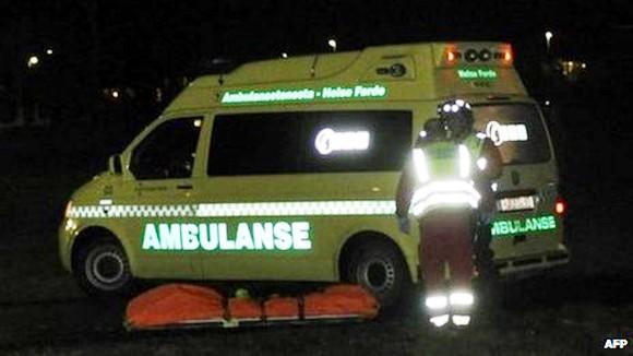 Na Uy: 3 người bị đâm chết trên xe buýt ảnh 1