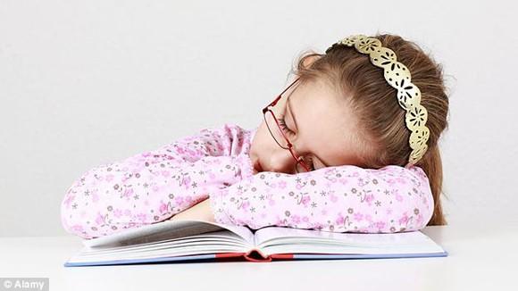 Trẻ ngủ sớm, tránh béo phì ảnh 1