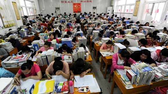 Trung Quốc: Trẻ ngày càng chán đến trường ảnh 1
