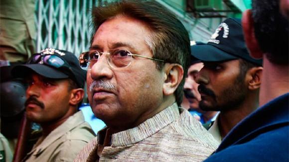 Pakistan thả cựu Tổng thống Pervez Musharraf ảnh 1