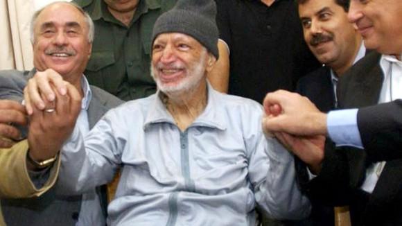 Ông Arafat bị đầu độc ảnh 1