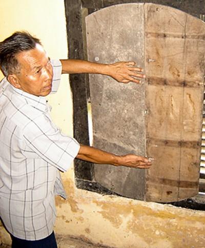 Bi - hài trộm cổ vật đình chùa ảnh 2