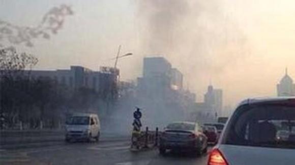 Trung Quốc xác định chiếc xe liên quan đến vụ nổ tại Sơn Tây ảnh 1