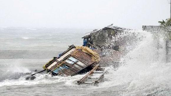 """Philippines đối phó siêu bão như một """"cuộc chiến"""" ảnh 1"""