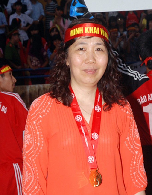 THPT Nguyễn Thị Minh Khai lần thứ 2 vô địch ảnh 5