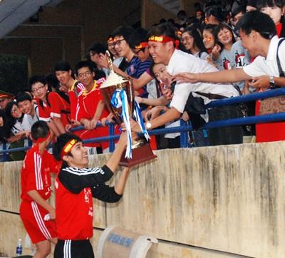 THPT Nguyễn Thị Minh Khai lần thứ 2 vô địch ảnh 9
