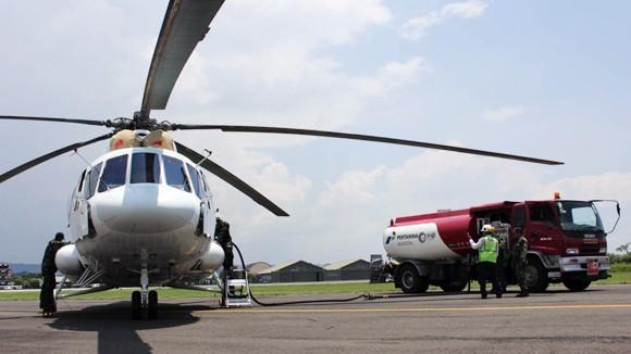 Trực thăng quân sự Indonesia gặp nạn, 13 người chết ảnh 1