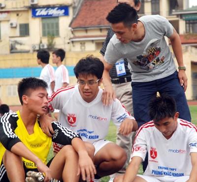 THPT Nguyễn Thị Minh Khai lần thứ 2 vô địch ảnh 10