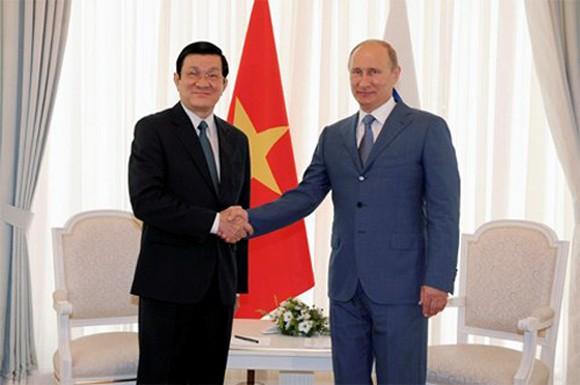 Hôm nay, Tổng thống Liên bang Nga V. Putin thăm Việt Nam ảnh 1