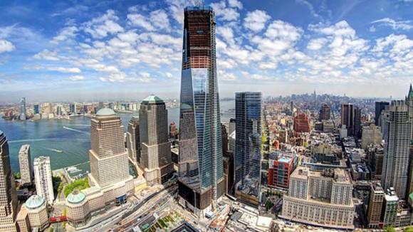 Trung tâm Thương mại Thế giới mới cao nhất nước Mỹ ảnh 1