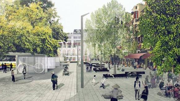 """Đằng sau các cuộc thi kiến trúc: Kiến trúc sư phải tự """"lát đường"""" ảnh 1"""